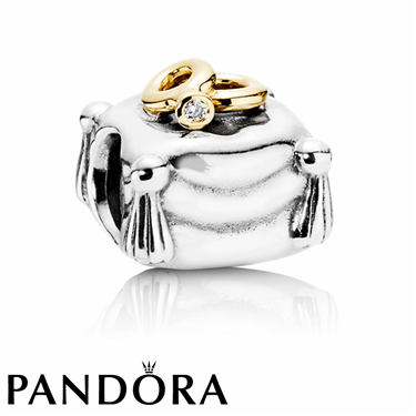 engagement charms pandora